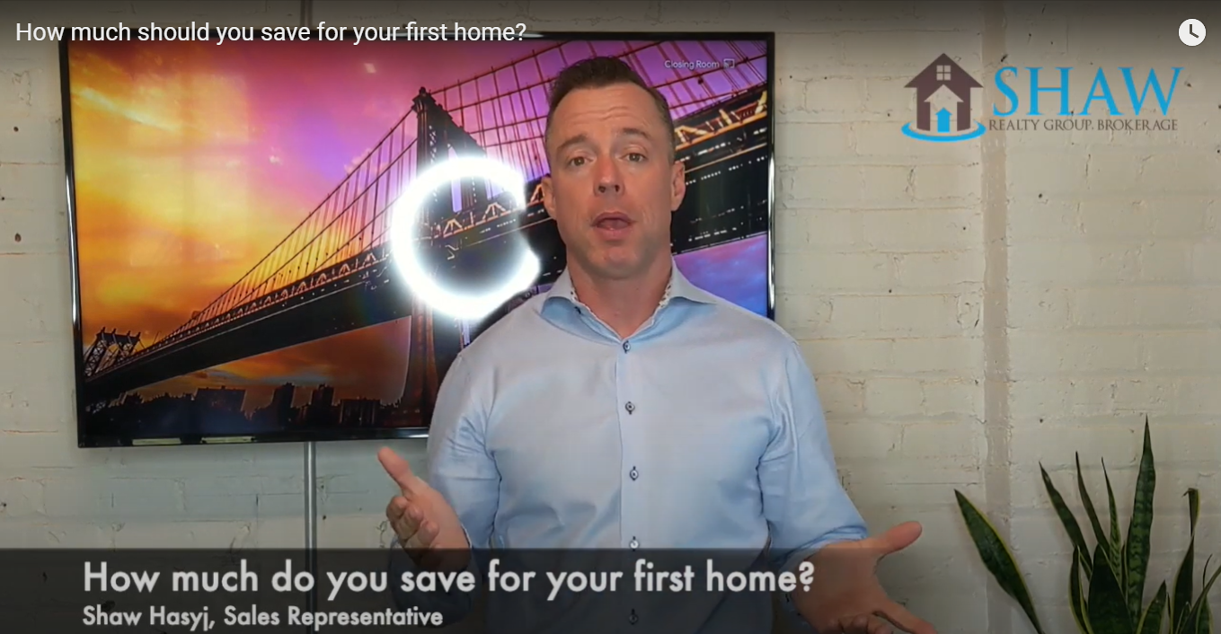 How much should you save for your first home?
