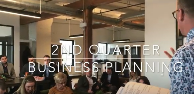 Join us for our 3rd Quarter Business Plan